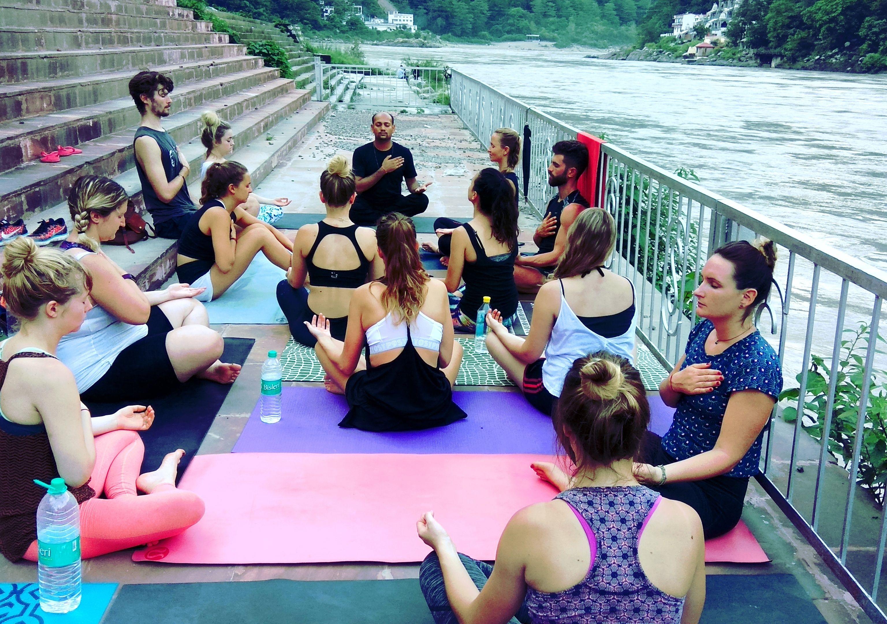 Inroducing 200 Hour Yoga Meditation Teacher Training Certification