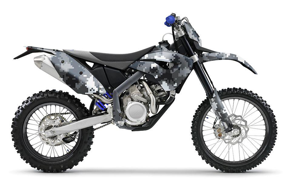 aab5f91e camo dirt bikes | Things I Love | Enduro motorcycle, Honda dirt bike ...