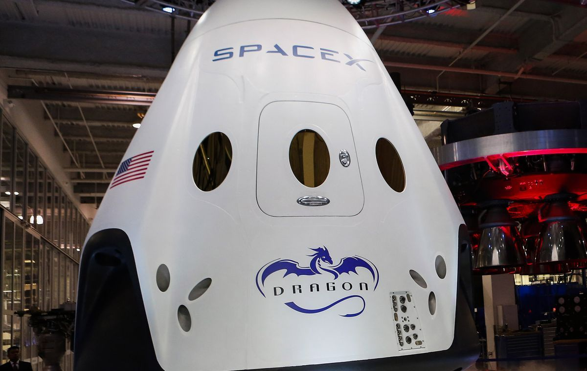 SpaceX Technician Says Concerns About Tests Got Him Fired