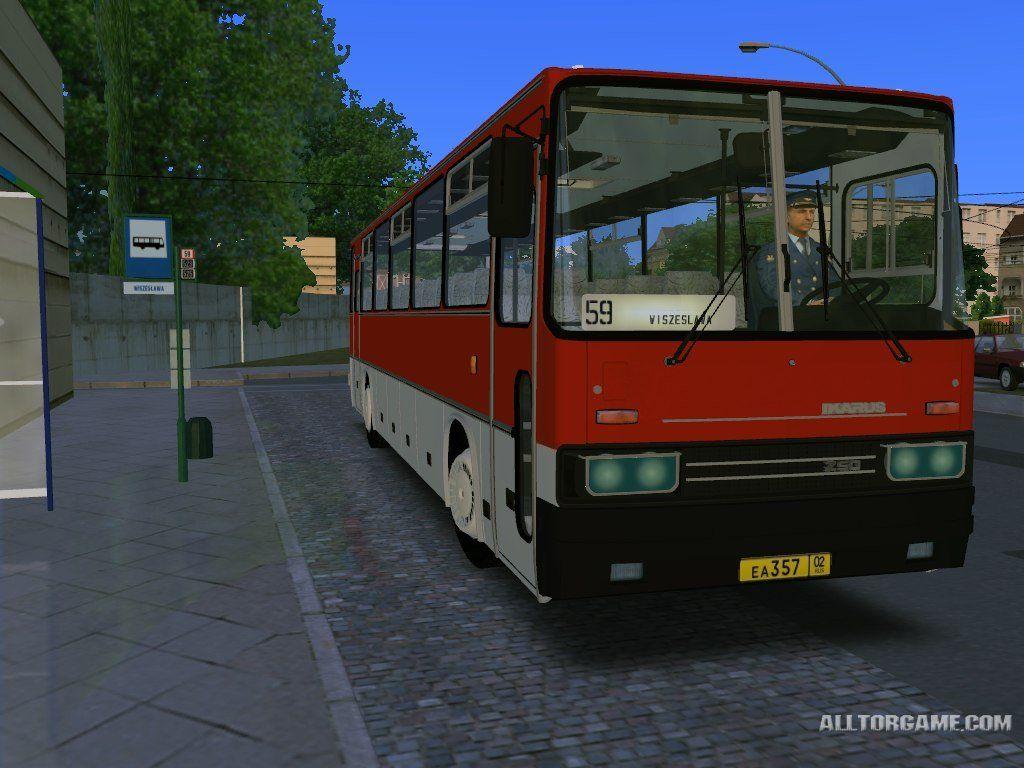 Bus simulator 2009 скачать через торрент на pc бесплатно без.