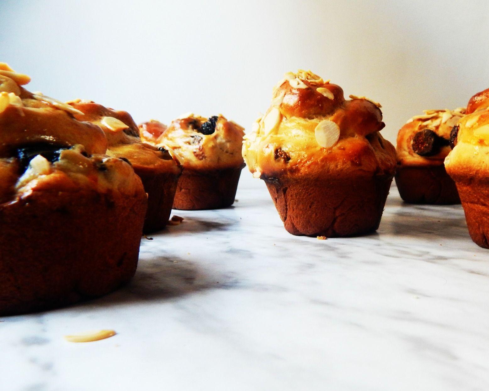 Bruni's boulangerie: Panes de Higo con Cardamomo