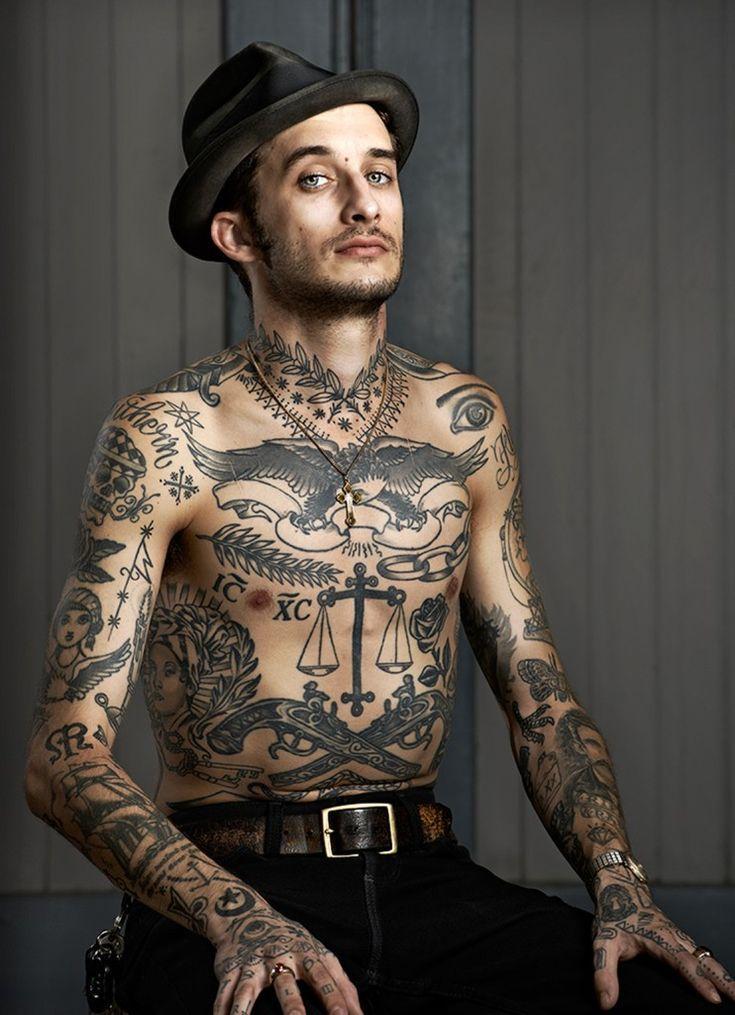 Tattoo Trends – Pauly Lingerfelt, tattoo artist New ...