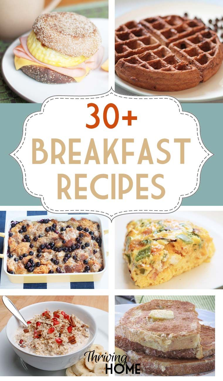 Easy healthy breakfast ideas lots of freezer friendly real food easy healthy breakfast ideas lots of freezer friendly real food recipes forumfinder Image collections