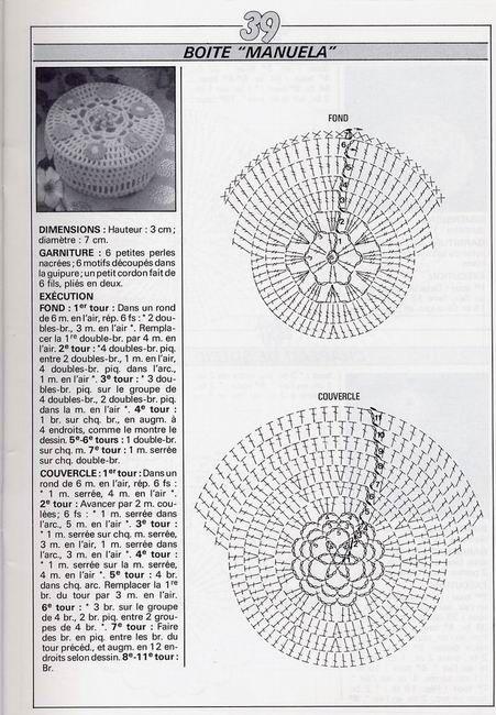 Schemi Per Bomboniere Uncinetto Gratis Cerca Con Google Canasta De Ganchillo Patrones De Crochet De Pascua Cestas De Ganchillo