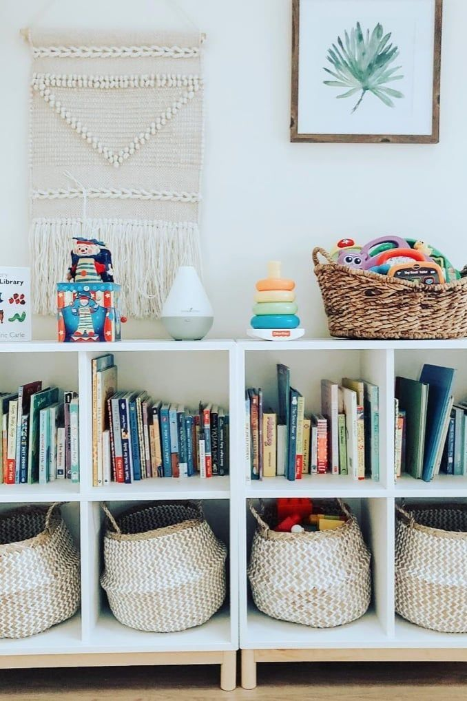 30 Beautifully Organized Playrooms That Are Honestly Just Really Nice to Look At
