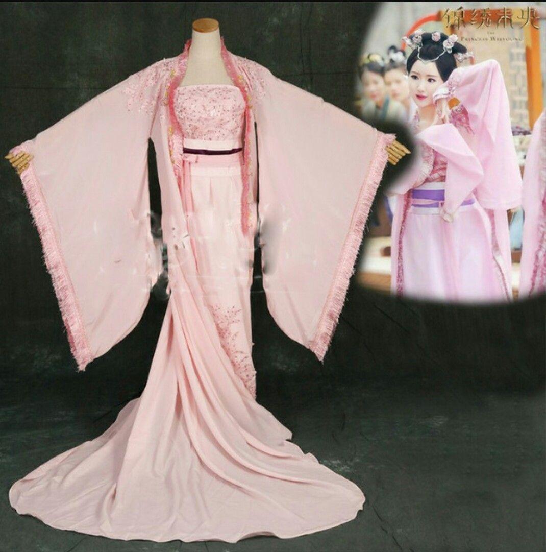 Ghim của Susanti Hani trên Chinese ancient costumes Thời