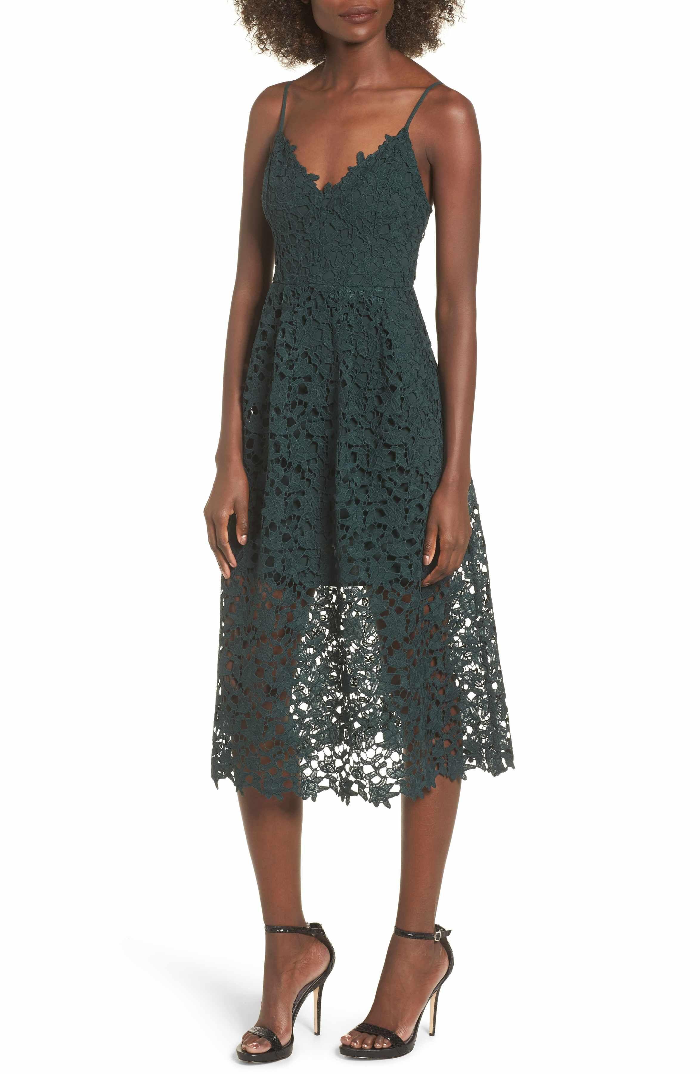 a1472d8bd764 Main Image - ASTR the Label Lace Midi Dress   love   Dresses, Lace ...