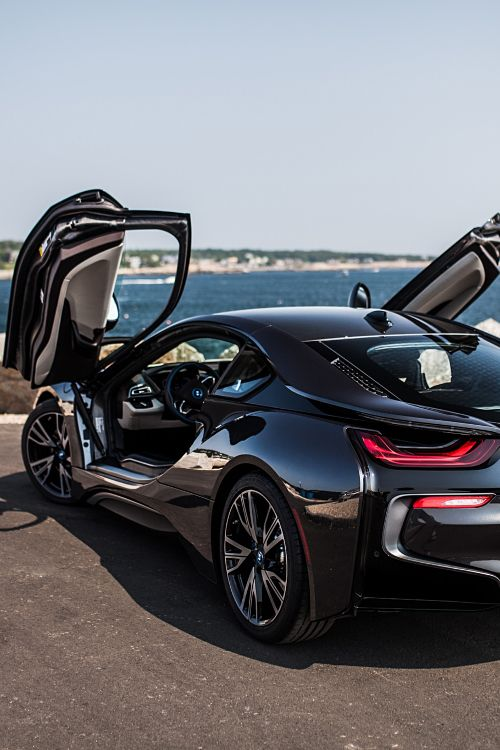 Bmw I8 Doors Up I Love My Bmw But I Have To Admit This One Is