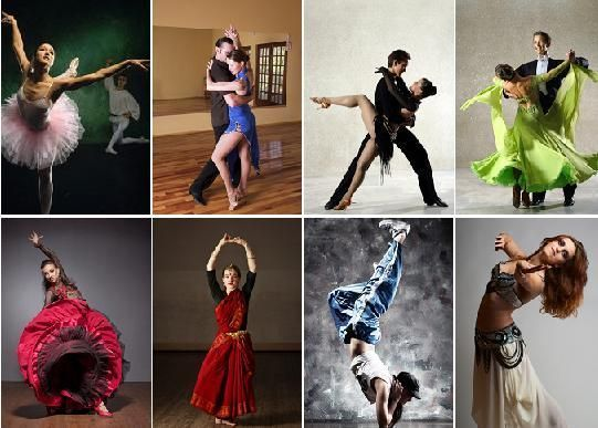 Types of Dances and Different Dancing Styles | Culture; Dances of ...