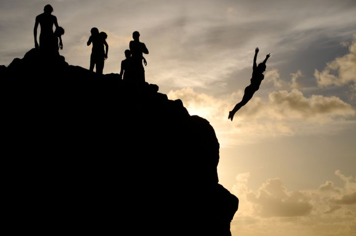 Feeling Stuck? Try Diving Into Your Fears