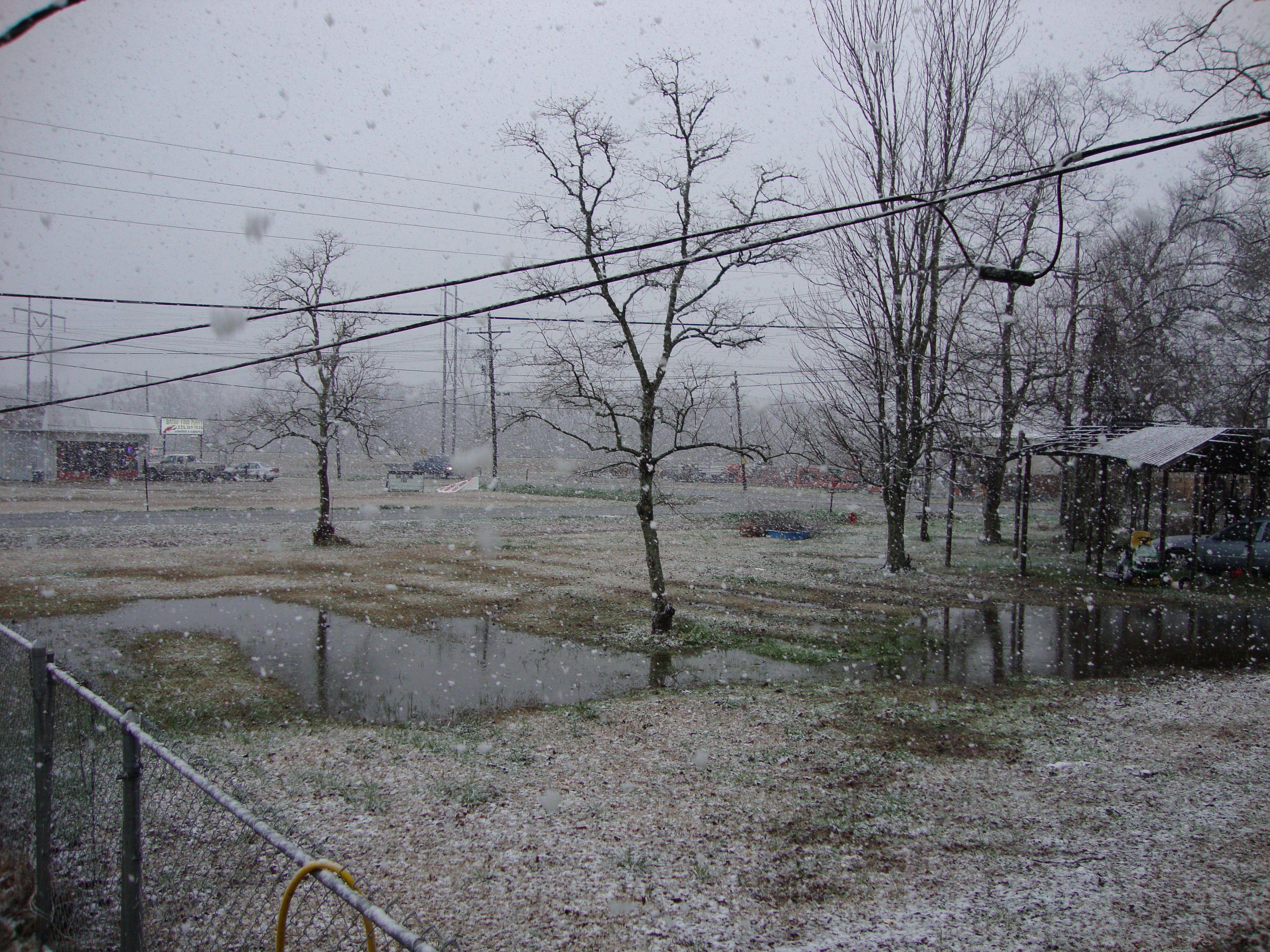 Snow, Slush, whatever
