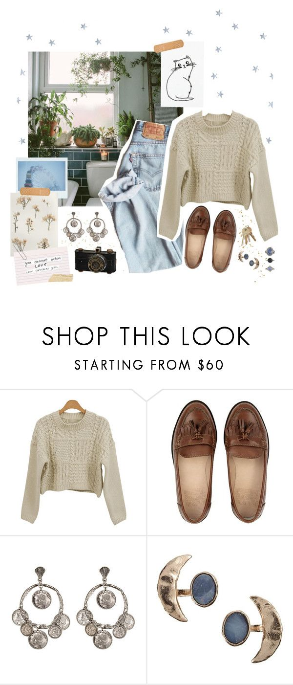 """""""Everything you want's a dream away;"""" by walfflowers ❤ liked on Polyvore featuring The Wild Unknown, Jack Wills, Remington, Yochi, Bjørg and Lovisa"""