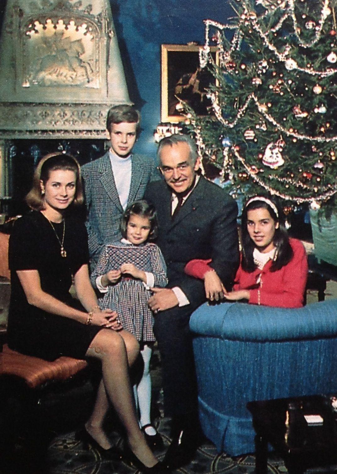 Monaco royal family 1970