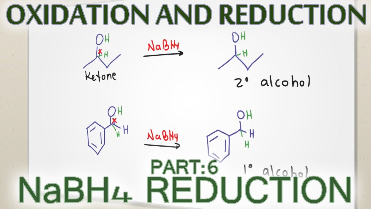 Sodium borohydride nabh4 reduction reaction mechanism organic sodium borohydride nabh4 reduction reaction mechanism pooptronica Gallery