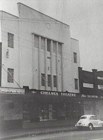 Earlwood Chelsea Theatre Built 1940 Ca 1950s Earlwood
