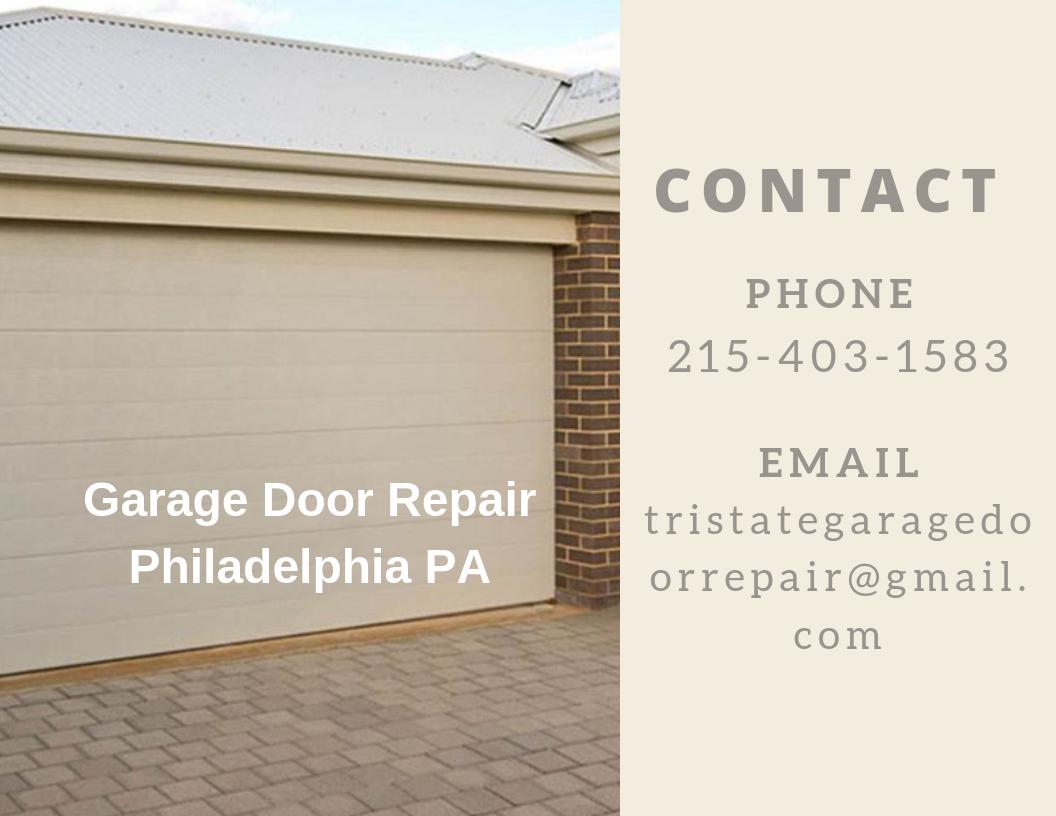 We Are The Ones That Ensure Quality And Performance Ensured Garage Door Repair Services In Philadelphia Pa Garage Doors Residential Garage Doors Garage Door Repair