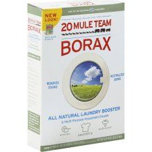 I Love Borax All Natural Laundry Booster Multi Purpose Household Cleaner Naturally Derived Since Laundry