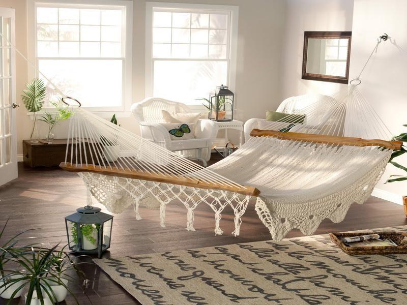 Superior Bedroom Decorations Accessories Luxury Floating Hammock Bed Design