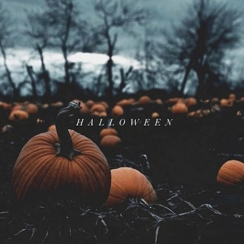 Halloween playlist #halloweenaesthetic