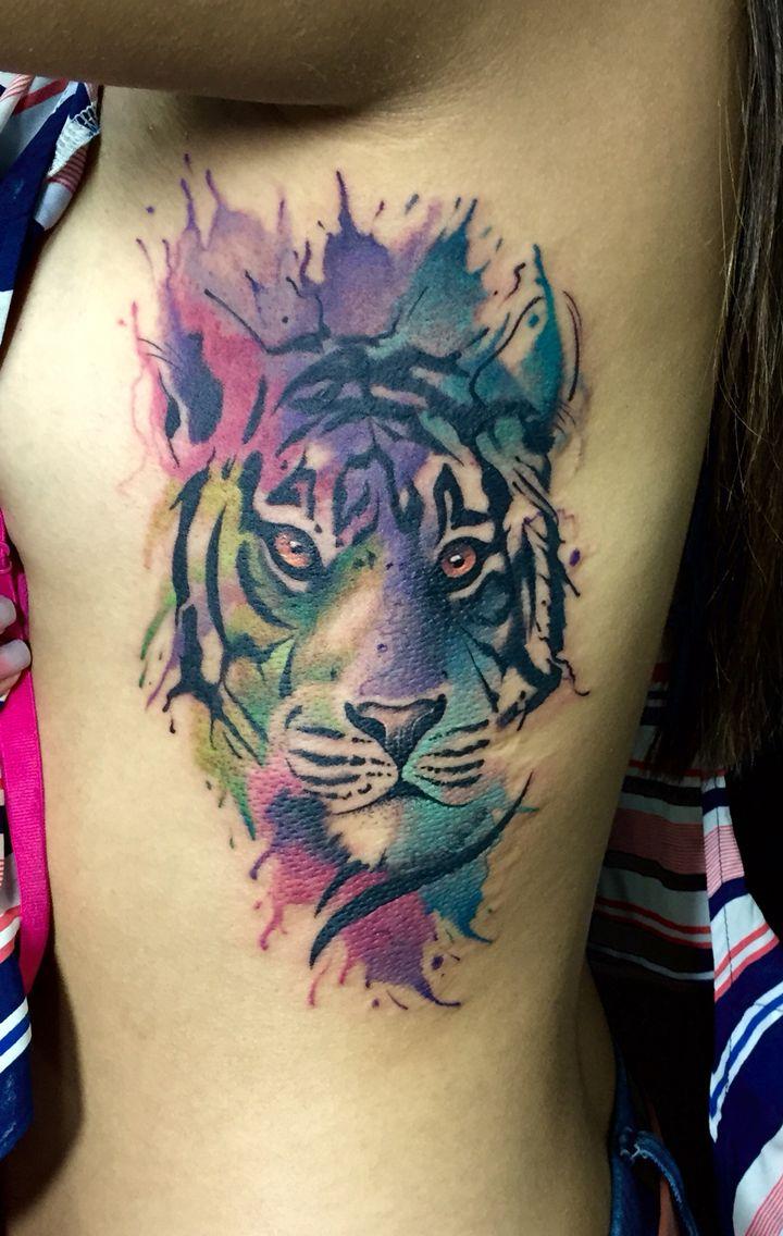 Tiger tattoo 39