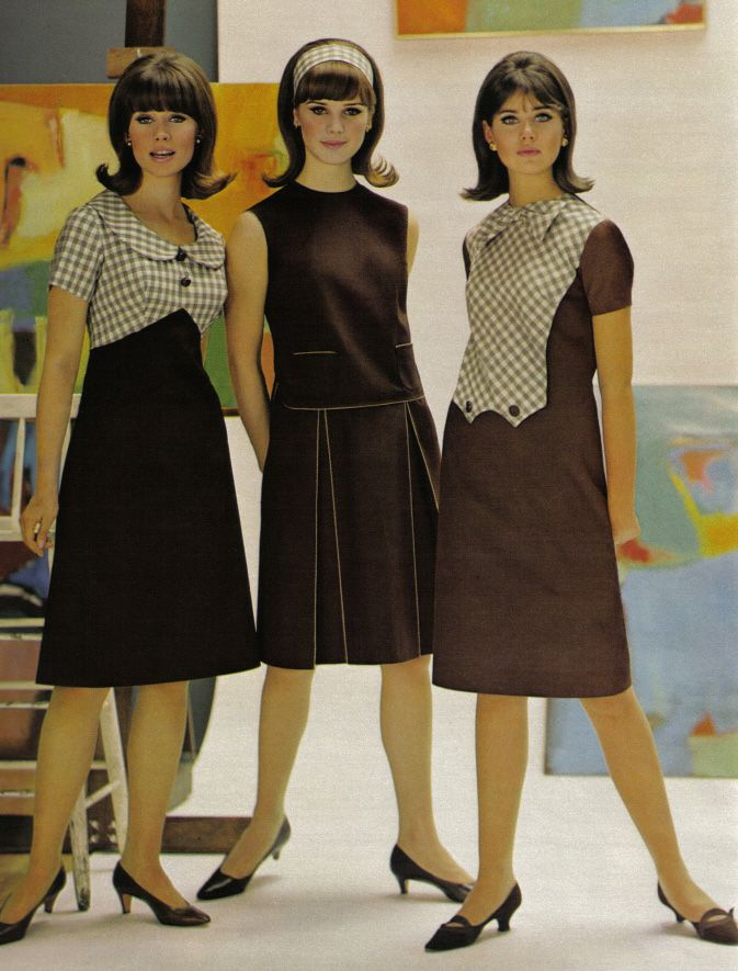 Seventeen Magazine June 1965 Gay Gibson Ad Three