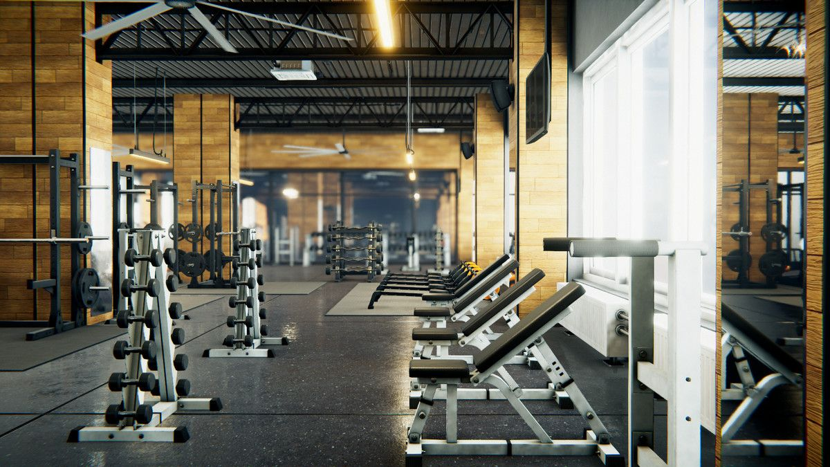 Fitness Club 3d Environments Unity Asset Store Sponsored Sponsored Fitness Club Environments Fitness Club Environment Unity Asset Store