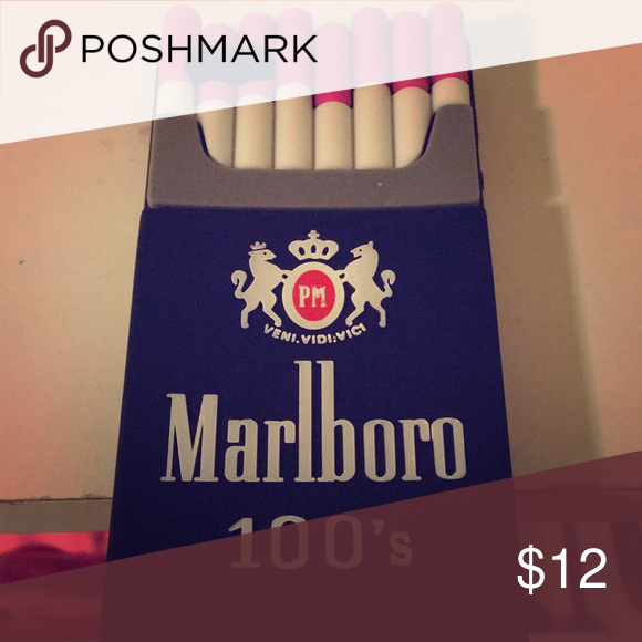 I phone 5 /4 Marlboro case (With images) White
