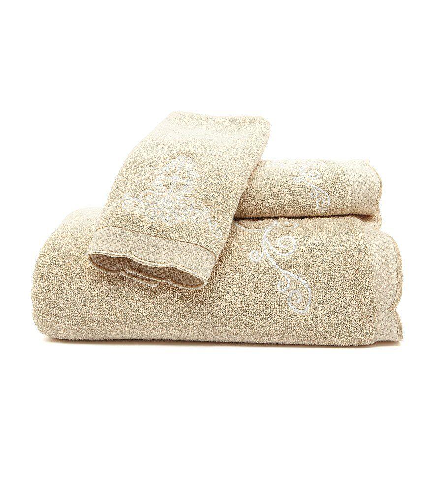 Lenox French Perle Bath Towels Dillards Towel Washing Clothes Bath Towels [ 1020 x 880 Pixel ]