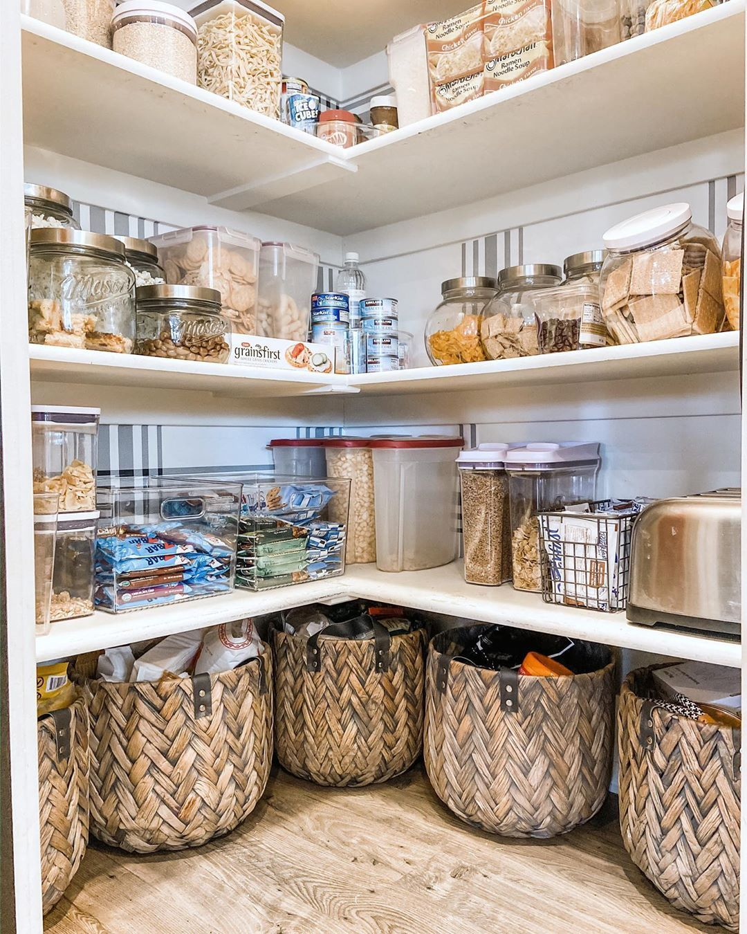 Bed Bath Beyond On Instagram This Pantry Is Goals Hit The