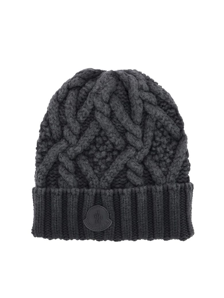 20bb2fcf02f Best price on the market at italist.com Moncler Grey HATS.