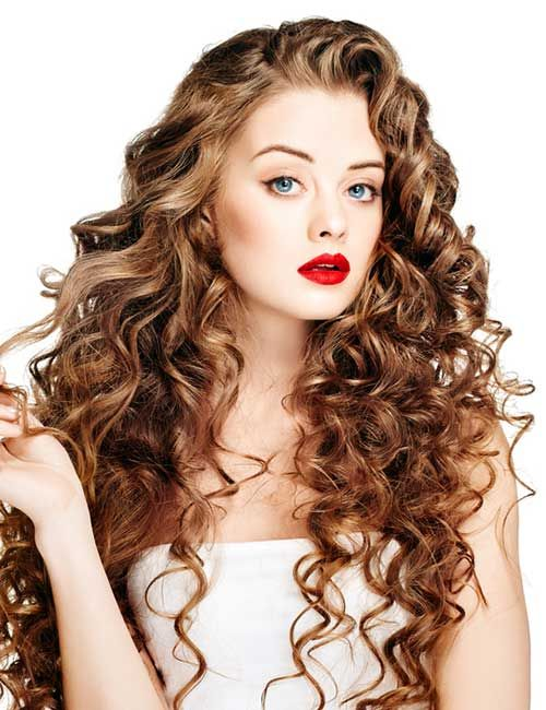 20 amazing layered hairstyles for curly hair  curly hair