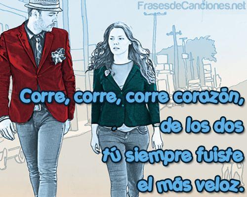 Jesse Y Joy Corre Frases De Letras De Canciones Letras