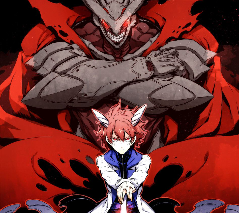 Tyrant Incursio By Rwero On Deviantart Anime Character Design