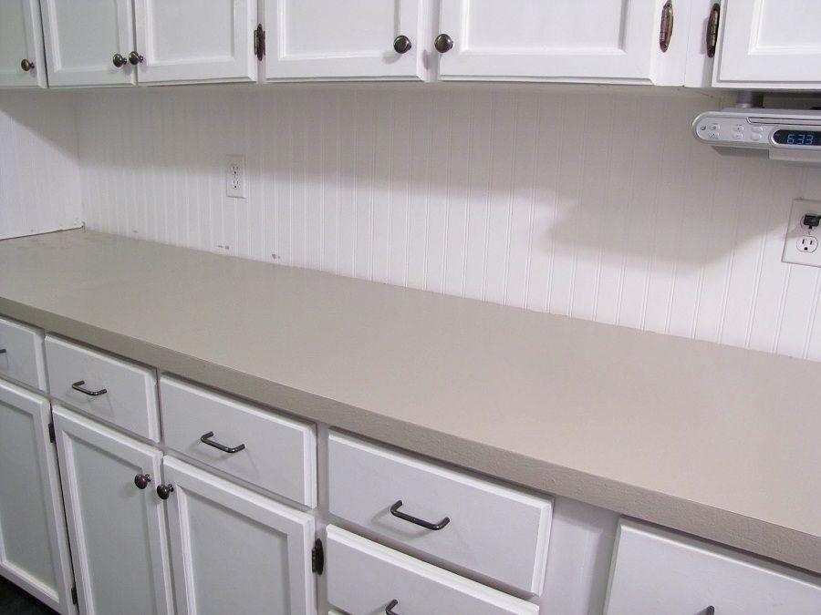 Rustoleum grey mist countertops Rustoleum countertop