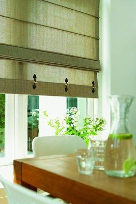 Exceptional Roman Shades All You Need To Know Before Buying. Curtain IdeasRomansKitchen  ...
