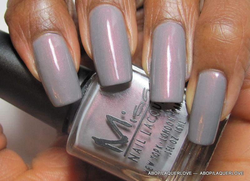 Misa - Heartbreak | nail polish wishlist | Pinterest | Swatch