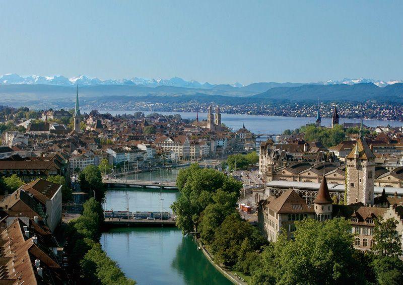 Zürih - Dünyanın En Pahalı Şehirleri