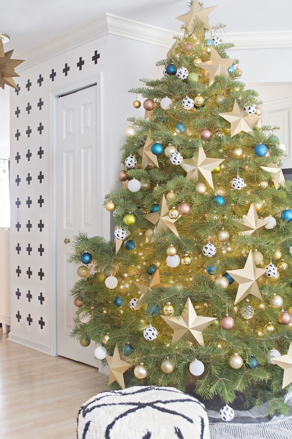 stylish christmas trees that completely break the norm