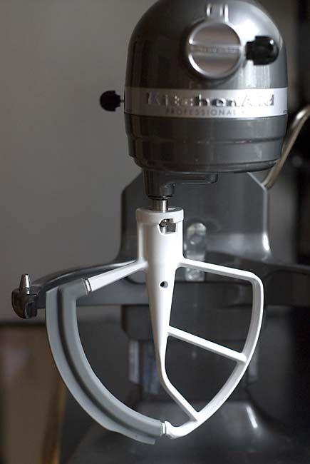 KitchenAid flat beater (paddle) | Kitchen aid mixer, Mixer ...
