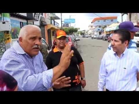 Jaime David Tirado En Las Calles De Tenares Organizando Todo Lo Del Fest...