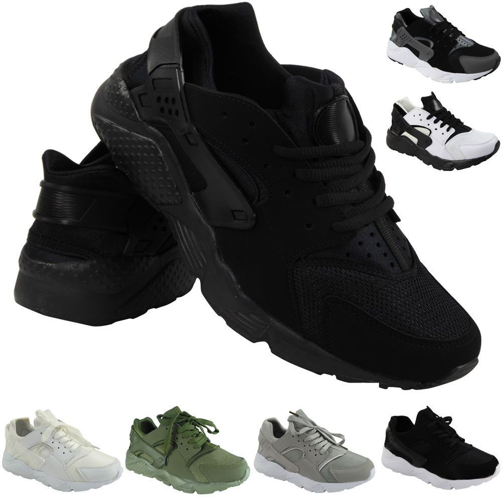 Womens Ladies Running Trainers Fitness Gym Sports Comfy Shoes