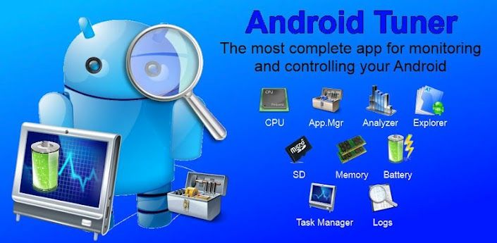 Android Tuner v0.1.6 Free full version android apk