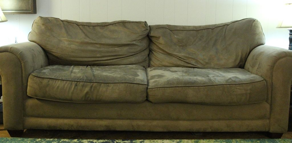 Save Your Couch How To Clean A Microfiber Couch Living