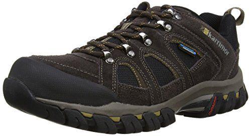 Bodmin Low Sport Weathertite, Chaussures de Randonnée Basses Homme, Noir (Black), 45 EUKarrimor