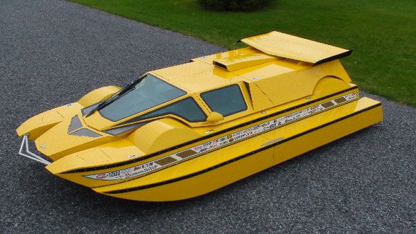 The Dobbertin HydroCar Is For Sale $495,000 00 The