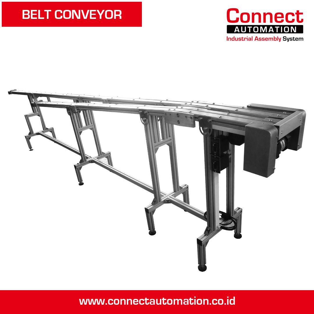 O Belt/Round Belt Conveyor for Electrical Parts   Belt Conveyor ...