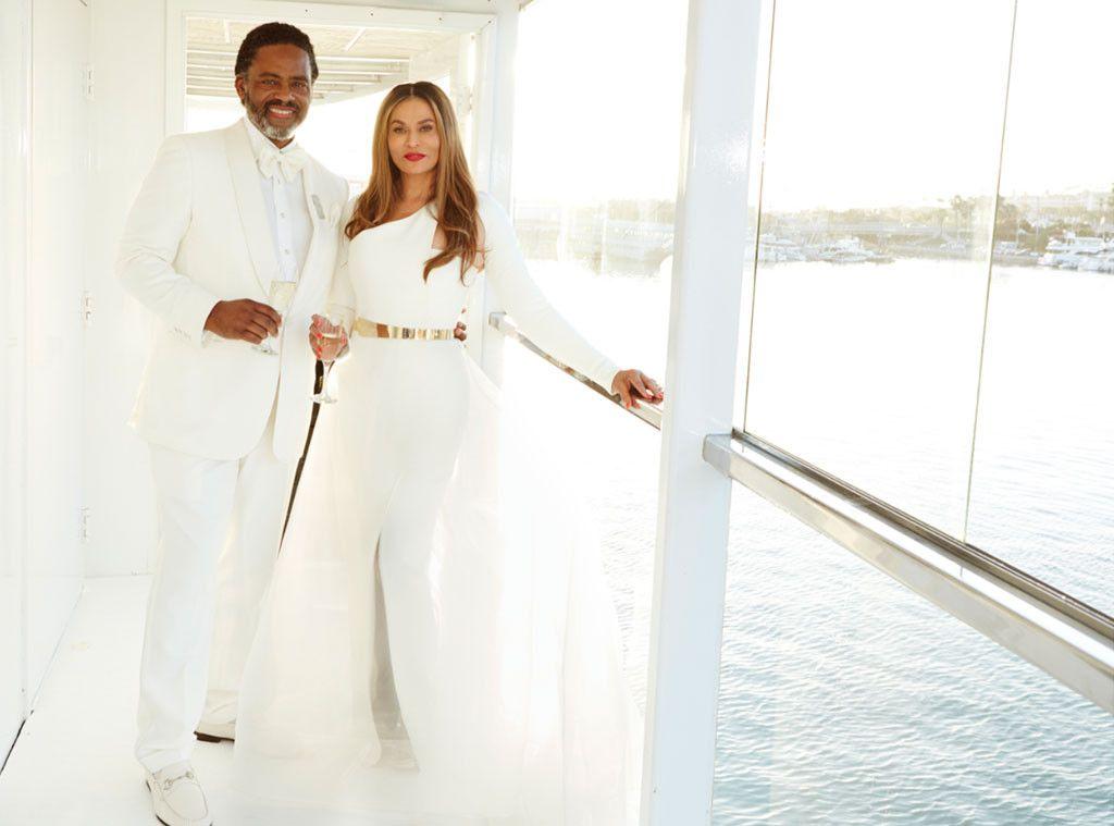 Beyonces Mom Tina Knowles Marries Richard Lawson