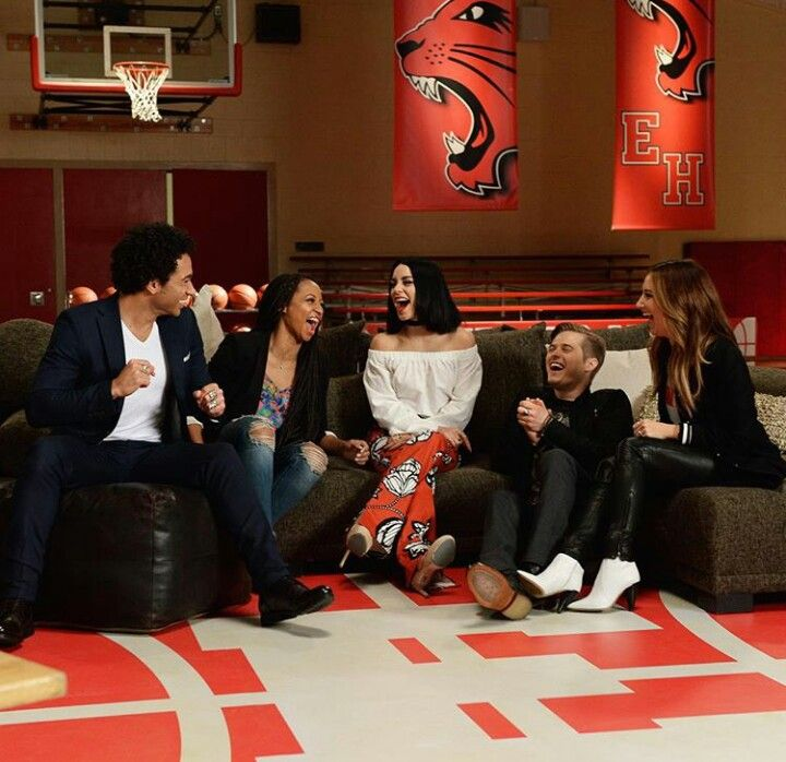 HSM Reunion 10 years later :)