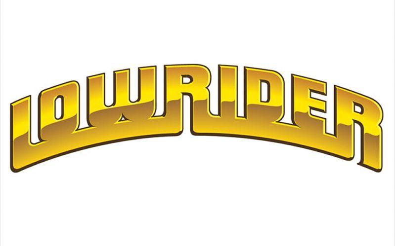 lowrider logo logoz pinterest
