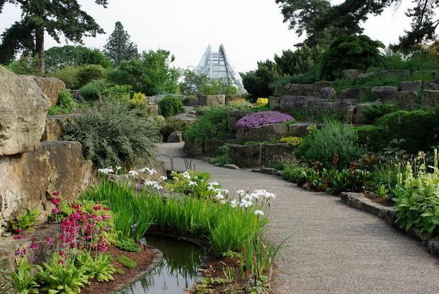 Photo Of The Kew Rock Garden